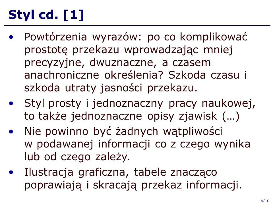 Styl cd. [1]